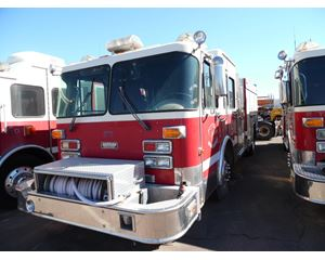 SAULSBURY 296048 Fire Truck
