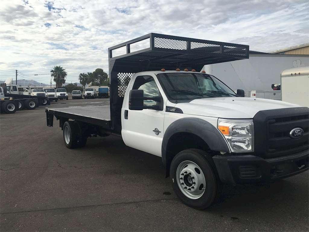 2011 ford f 550 flatbed truck for sale 199 498 miles phoenix az sv 832. Black Bedroom Furniture Sets. Home Design Ideas