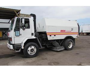 Ford CF8000 Garbage Truck