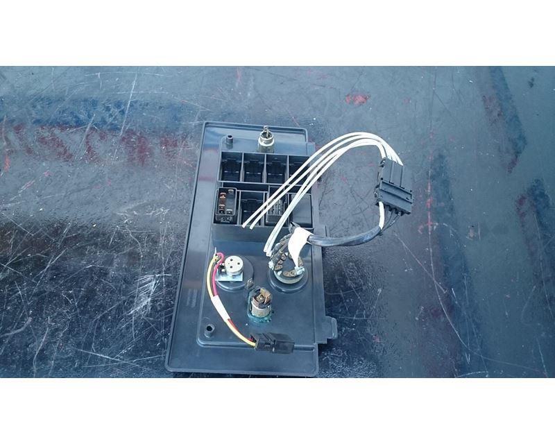 Used Good Sleeper Hvac Control Panel For 2000 Volvo VNL For Sale | Phoenix,  AZ | SV-269-12 | MyLittleSalesman com