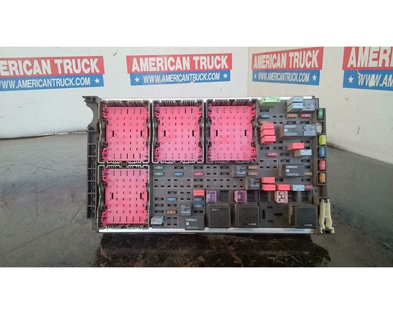 Used Good Paccar Cab Fuse Box Assembly For 2014 Peterbilt