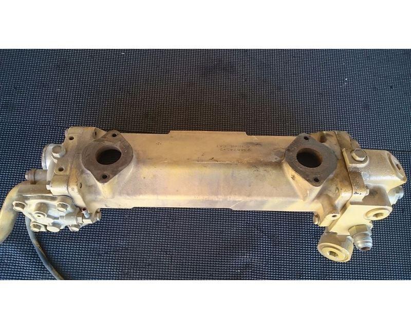 Used Caterpillar C13 Engine Oil Cooler For Sale Phoenix