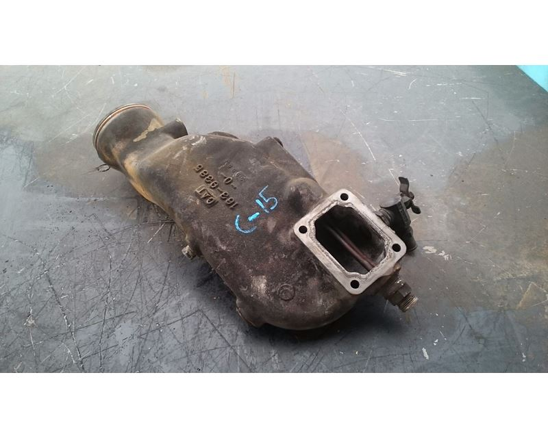 Used Engine Caterpillar C15 Oil Cooler For Sale Phoenix