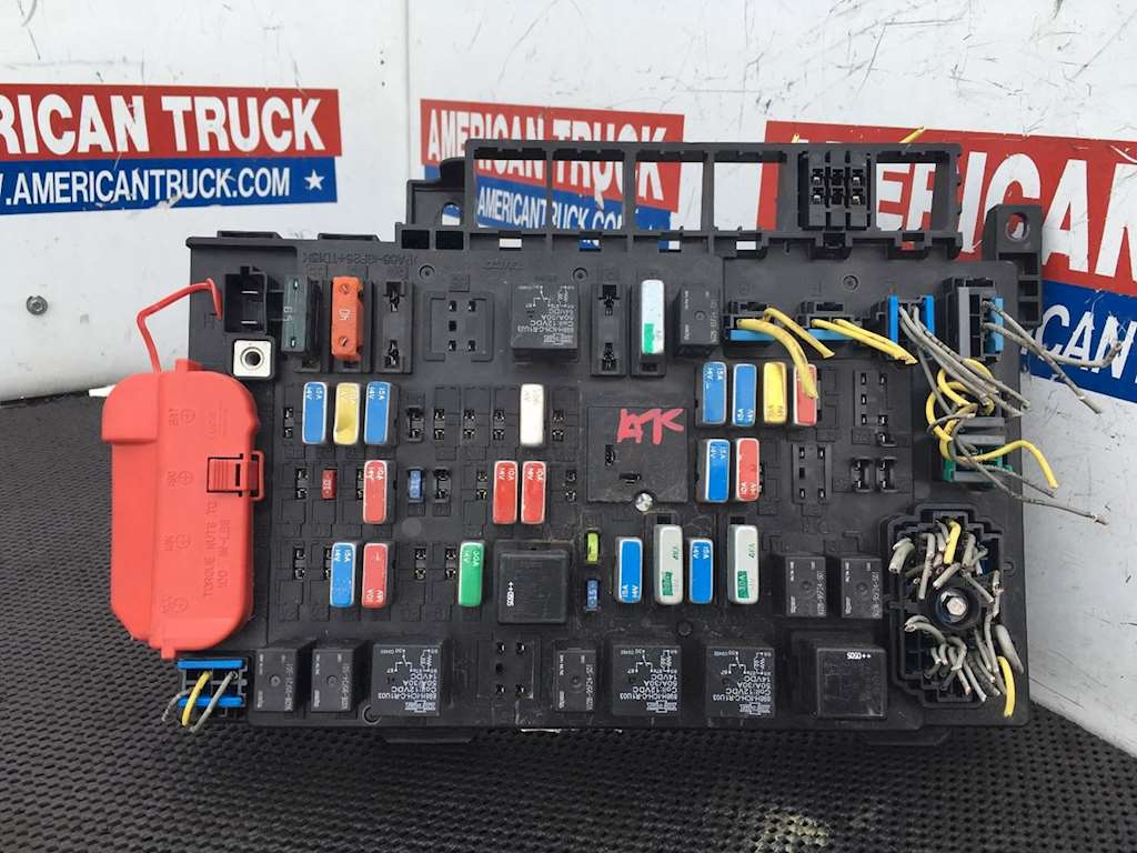 2004 freightliner fuse box used cab fuse box p/n a06-48433 for freightliner columbia 120 for sale | phoenix, az | 20070 ...