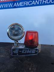 Used E One Fire Truck Siren With Lamp