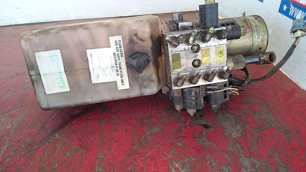 2005 Used 12 Volt Dc Spx Extended Duty Power Pack Motor
