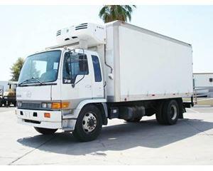 Hino FE2620 Refrigerated Truck