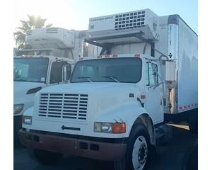 International 4700 Refrigerated Truck