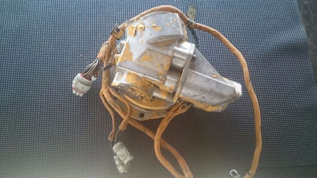 Timing Cover For Fuel Injection For A CAT 3406B Engine For Sale