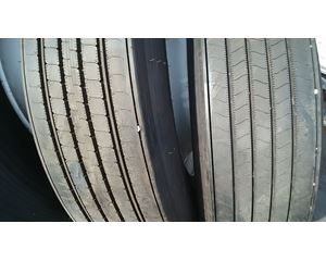 "22.5"" Rear Bridgestone Tire"