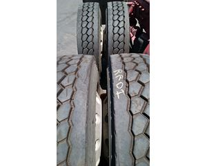 "22.5"" Rear Goodyear Tire"
