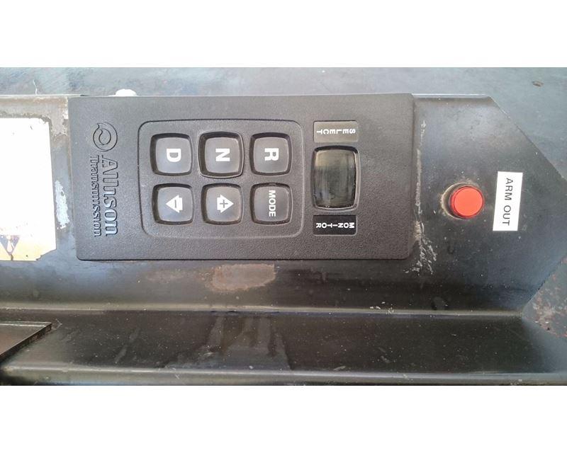 Used Allison Transmission Shifter Shift Pad With Lever Control Stick For  2008 For Sale   Phoenix, AZ   SV-725-11   MyLittleSalesman com