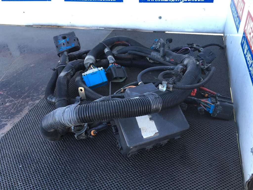 caterpillar c15 wire harness used wiring harness for 2003 caterpillar 3126 for sale ... #13