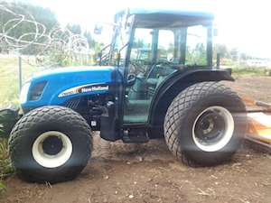 2008 New Holland Ford TN950 4WD Tractor