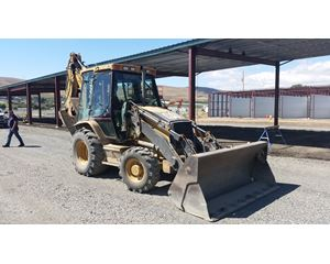 2005 Caterpillar 420D IT Backhoe