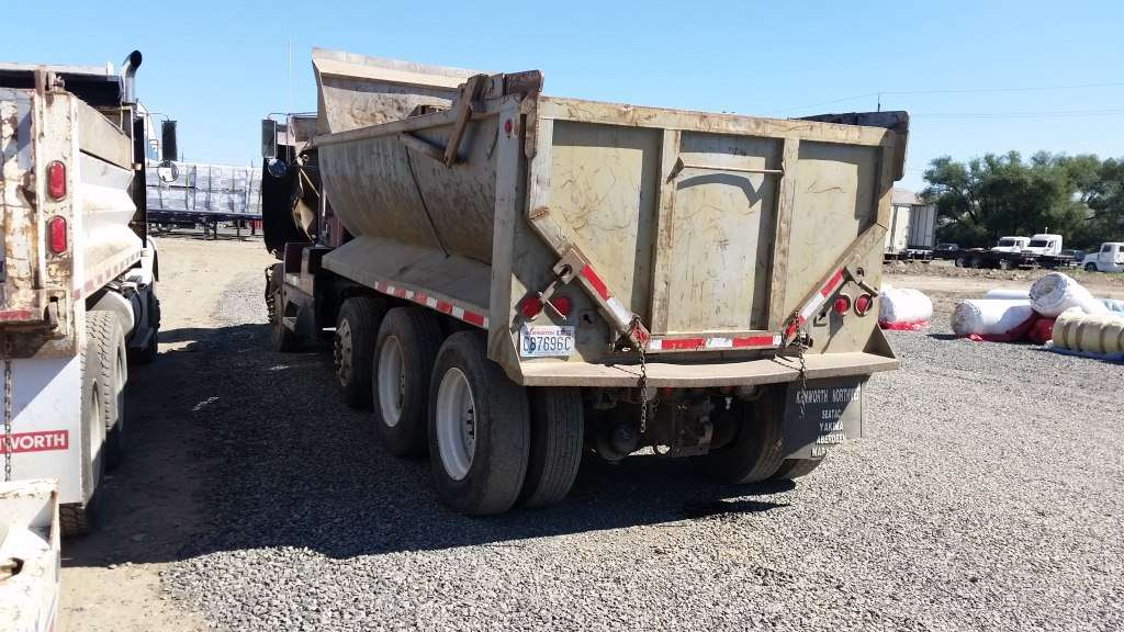 1988 Kenworth T600 Dump Truck For Sale | Union Gap, WA ...Kenworth Dump Trucks For Sale Washington