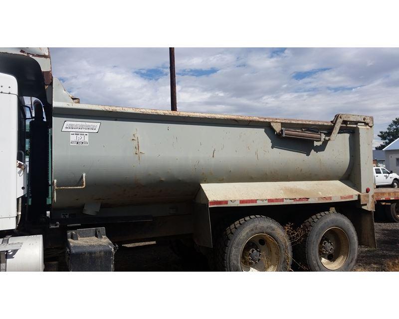 1994 Kenworth T800 Dump Truck For Sale, 549,500 Miles ...Kenworth Dump Trucks For Sale Washington
