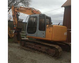 Hitachi EX135 Excavator