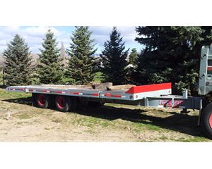 Interstate 24TDT Tilt Bed Trailer