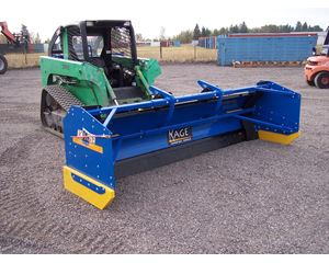 KAGE SNOWFIRE Snow Removal Equipment