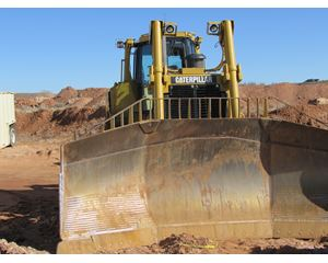 Caterpillar D8R Dozer