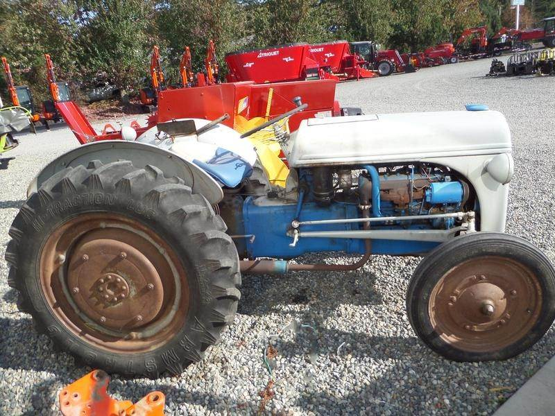 9n Ford Tractor >> 1940 Ford 9n Tractor For Sale Lynden Wa 37256