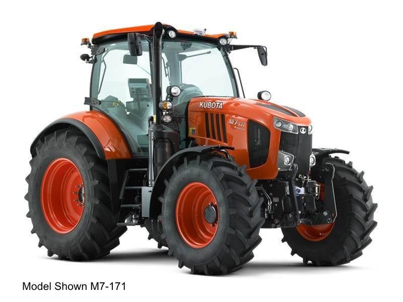 2018 kubota m7 131 tractor for sale lynden wa m7 131 rh mylittlesalesman com kubota tractor value guide Kubota L Series