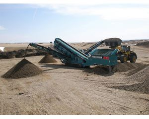 Powerscreen CHIEFTTAIN 2100X 2 DECK