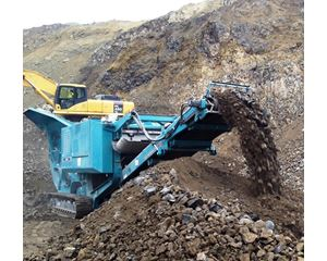Powerscreen PREMIERTRAK 400 Crushing Plant