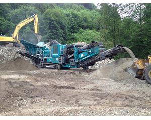 Powerscreen XH320SR Crushing Plant