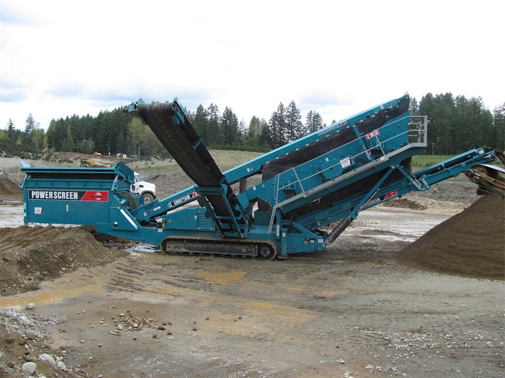 2017 Powerscreen Chieftain 2100X Screening Plant For Sale, 690 Hours |  Kent, WA | EDGI26421 | MyLittleSalesman com