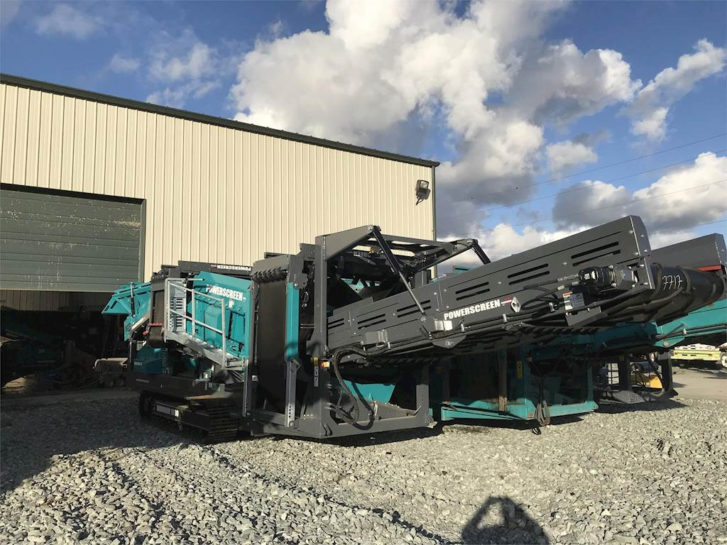 Chieftain 1800 Powerscreen