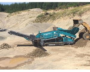 Powerscreen CHIEFTAIN 2100 Screen