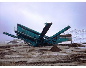 Powerscreen CHIEFTAIN 2100S Screen