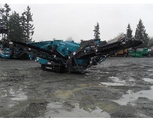 Powerscreen WARRIOR 600 Screen