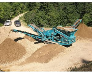 Powerscreen WARRIOR 800 Screen