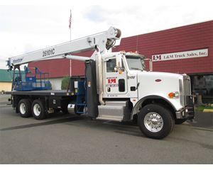 Manitex 26101 Boom Truck Crane