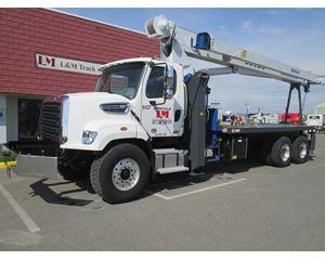 Manitex 2892 Boom Truck Crane