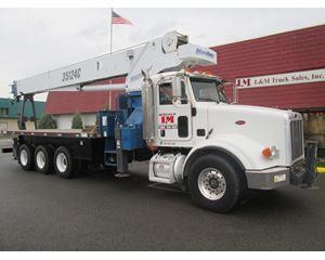 Manitex 38124S Boom Truck Crane