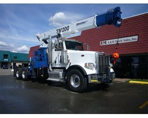 Manitex TM200 Boom Truck Crane