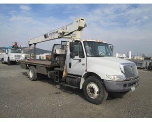 National 400A Boom Truck Crane