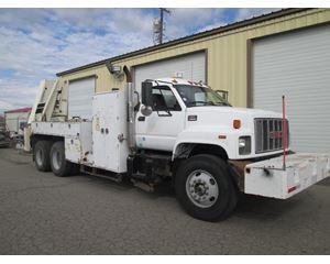 National N85 Boom Truck Crane