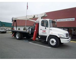 Terex 2057 Boom Truck Crane