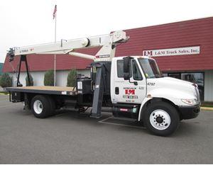 Terex BT2057 Boom Truck Crane