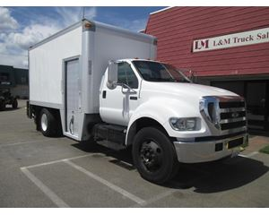 Ford F-650 Box Truck / Dry Van