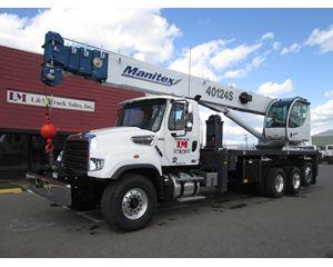 Freightliner 114SD Bucket / Boom Truck