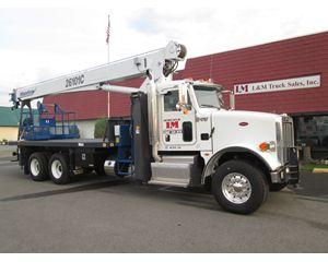 Peterbilt 365 Crane Truck