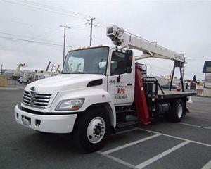 Terex 2057 Crane