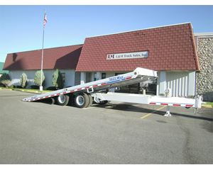 Trailmax TD-40-T TILT DECK Flatbed Trailer