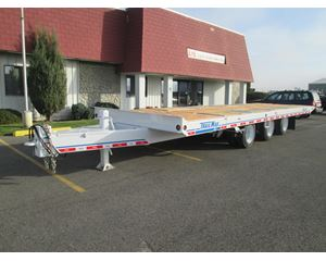 Trailmax TRD-54-T Flatbed Trailer